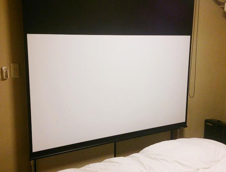 スクリーン設置事例1107002
