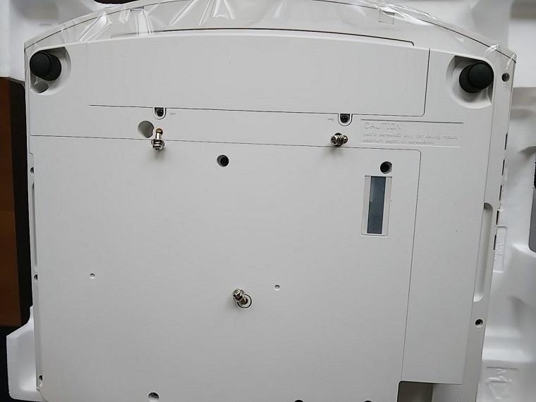 ソニーVPL-VW275の裏面