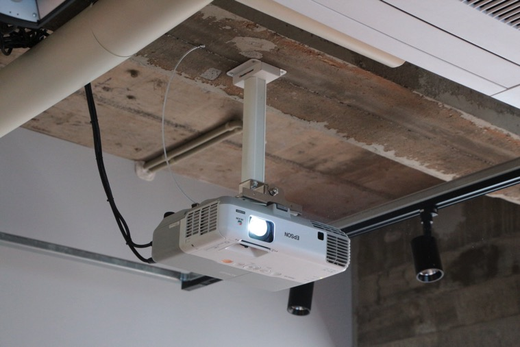 EB-935W天吊設置