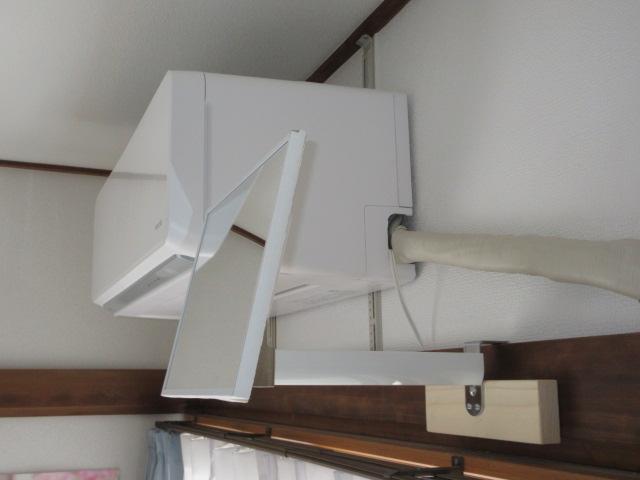 スパイダー2のロングシャフトをカスタマイズして支柱を設置