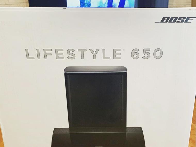 BOSE(ボーズ) Lifestyle 650